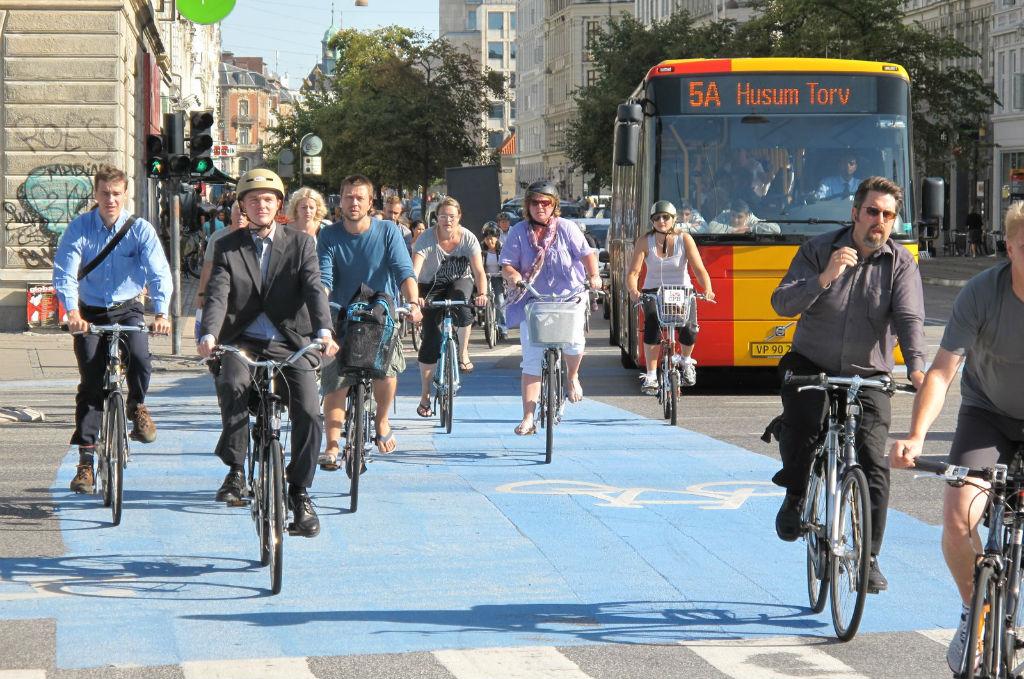 copenhagen-bike-lane