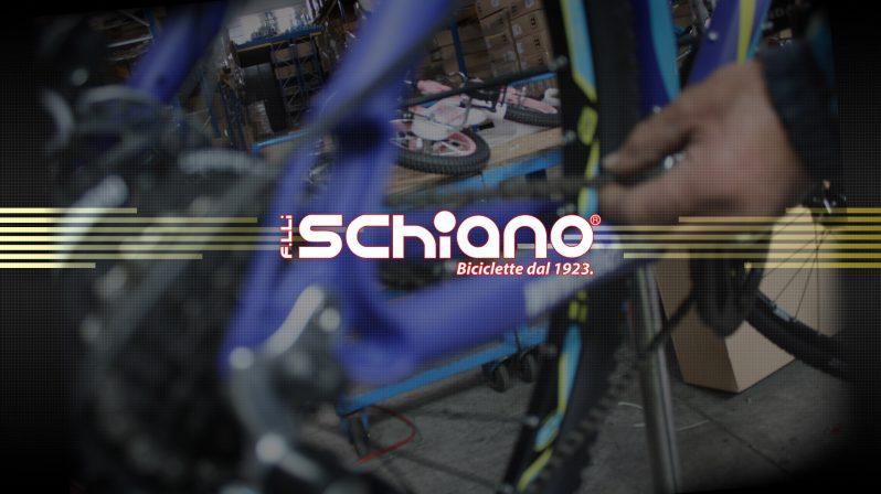 Dal 1923, produttori di biciclette per tutti - Gruppo Schiano