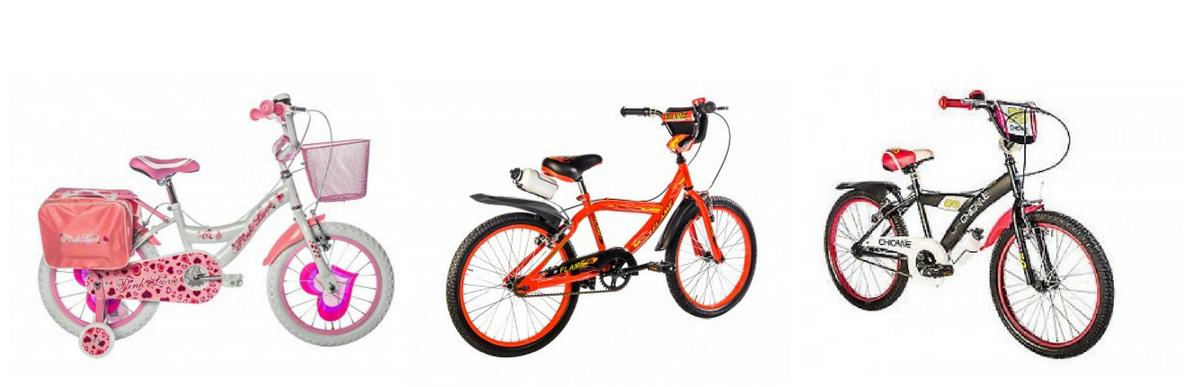 Azienda biciclette da bambino e bmx - Gruppo Schiano