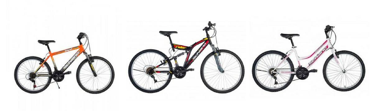 Azienda mountain bike - Gruppo Schiano