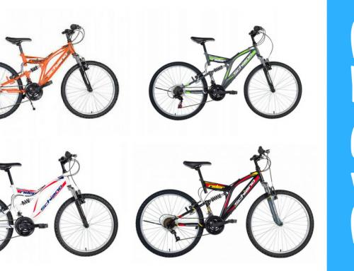 Mountain Bike Rider: grinta e affidabilità per prestazioni top