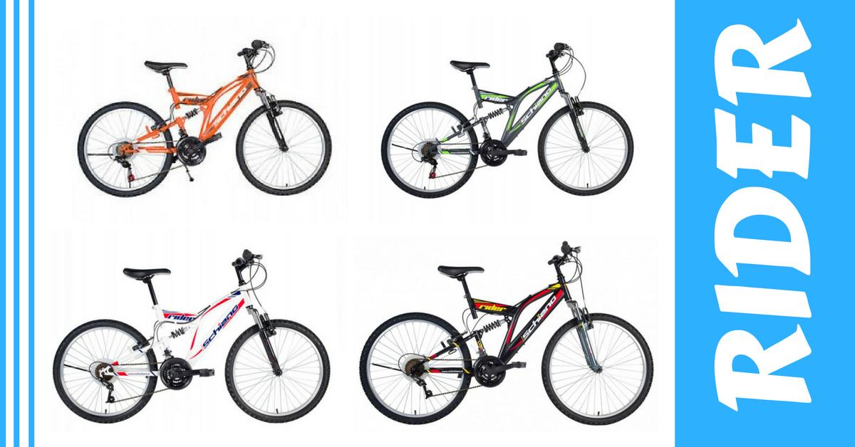 I segreti della mountain Rider: una delle biciclette top nella produzione di Gruppo Schiano
