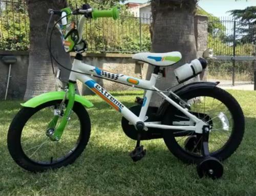 Recensione della bici da bambino Extreme di F.lli Schiano sul canale youtube Il Mondo Baby