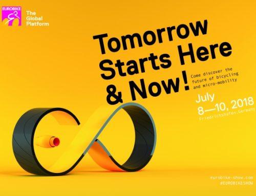 Eurobike 2018: il futuro è adesso