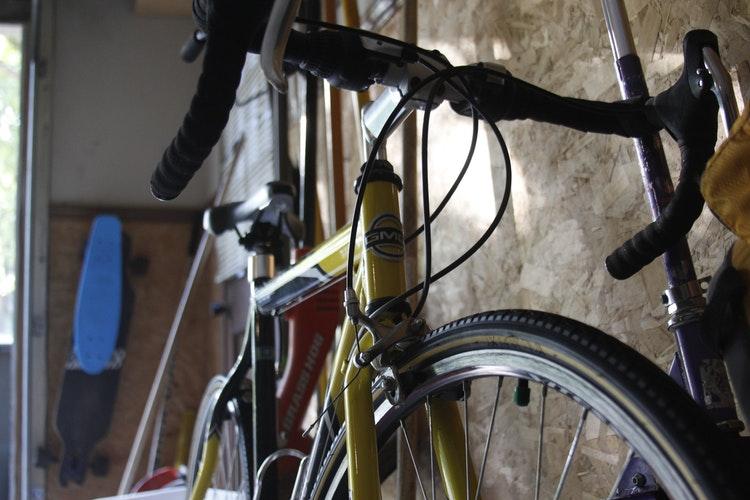 Come proteggere la bicicletta in inverno