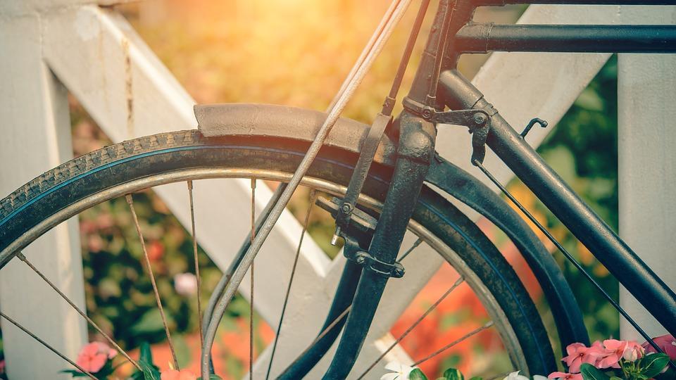 Ruggine sulla bicicletta: alcuni consigli per toglierla