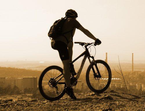 Attiività in bicicletta: come recuperare le perdite idriche