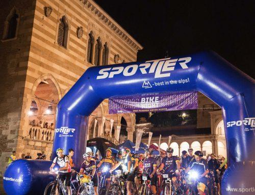 Al via Bike Night: passeggiate notturne in bicicletta