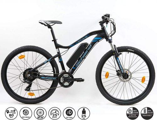 Braver: la mountain bike elettrica di F.lli Schiano