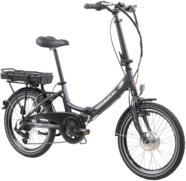 Bicicletta pieghevole elettrica - E-Star