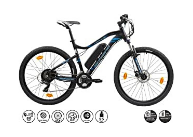 Mountain Bike Elettrica - Braver