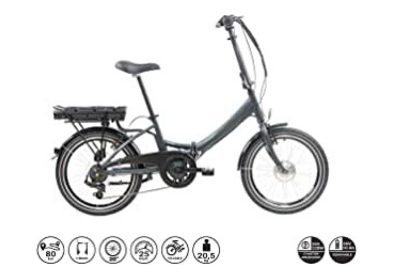 Bici elettrica E.Star