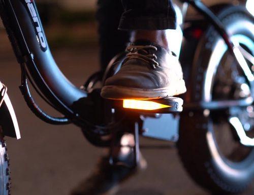 ATON | La prima bici elettrica con pedali smart